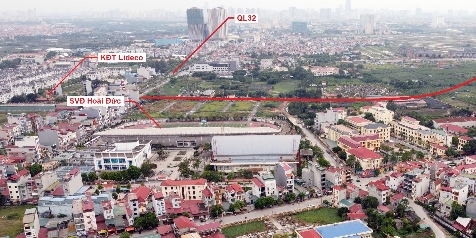 Ba đường sẽ mở theo quy hoạch ở thị trấn Trạm Trôi, Hoài Đức, Hà Nội - Ảnh 12.