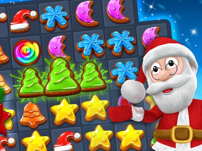 Top 10 tựa Game hay trên điện thoại mùa Giáng sinh được ưu thích nhất - Ảnh 1.