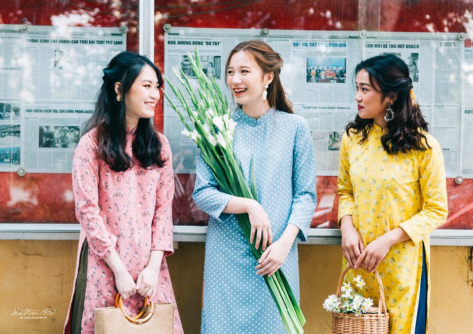 Dịp Tết Dương lịch, chụp ngay bộ ảnh áo dài thướt tha tại 5 địa điểm nổi tiếng ở Hà Nội - Ảnh 17.