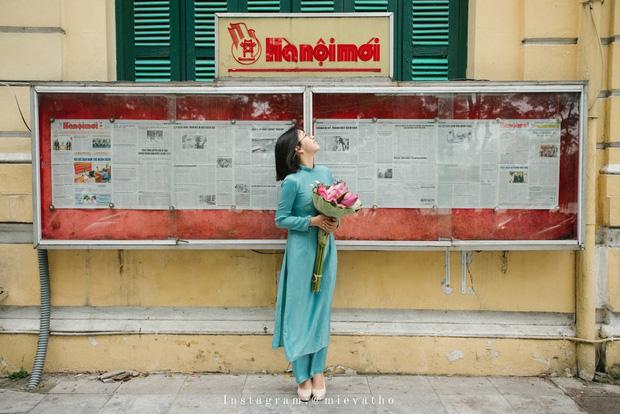Dịp Tết Dương lịch, chụp ngay bộ ảnh áo dài thướt tha tại 5 địa điểm nổi tiếng ở Hà Nội - Ảnh 18.
