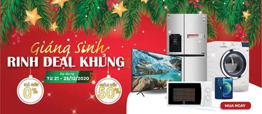 Giáng sinh sale hàng khủng điện thoại, Tivi, tủ lạnh, máy giặt...giảm đến 50%, trả góp 0% - Ảnh 5.