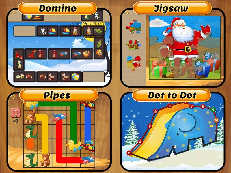 Top 10 tựa Game hay trên điện thoại mùa Giáng sinh được ưu thích nhất - Ảnh 2.