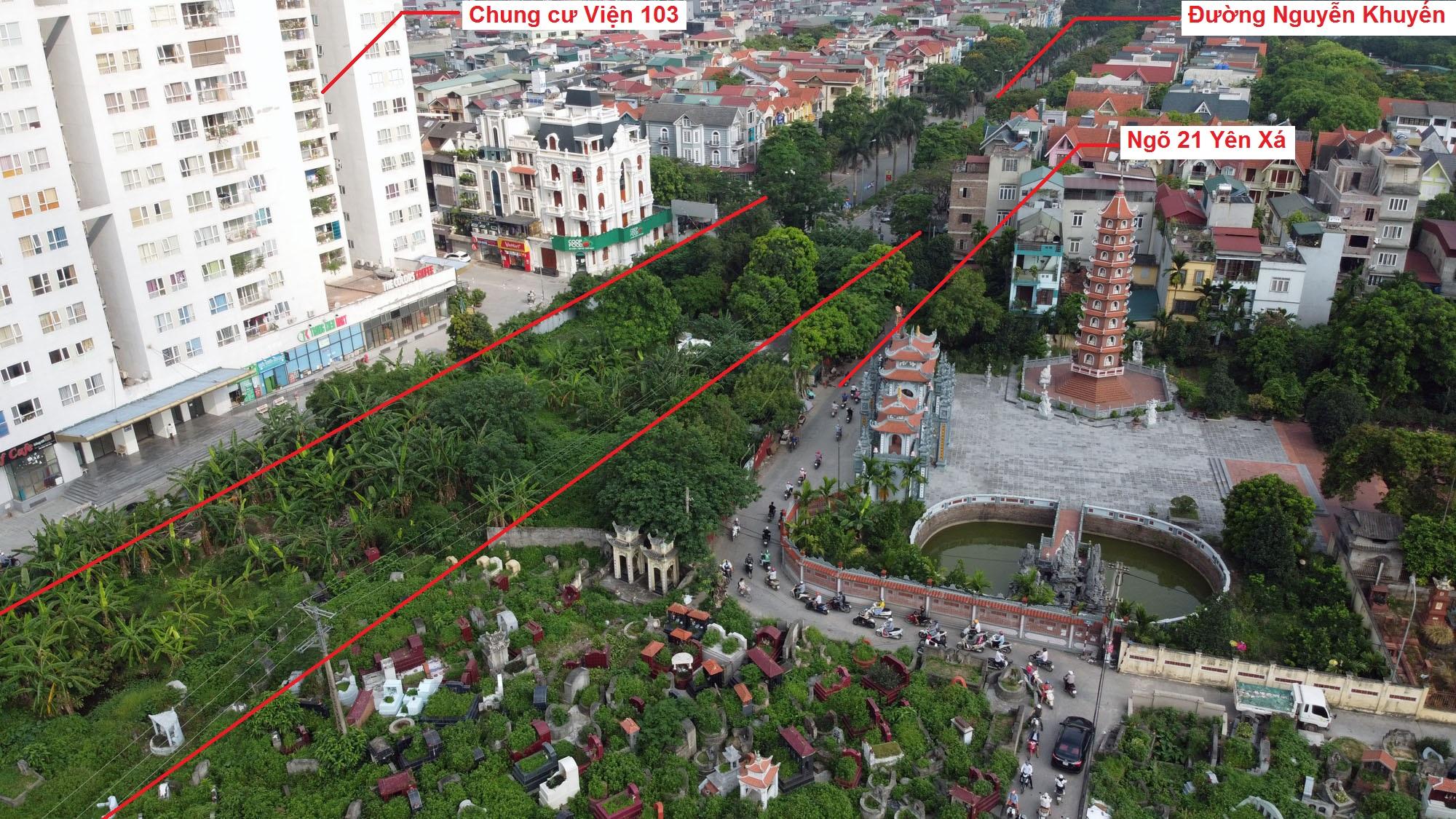 đường sẽ mở theo quy hoạch ở xã Tân Triều, Thanh Trì, Hà Nội - Ảnh 3.