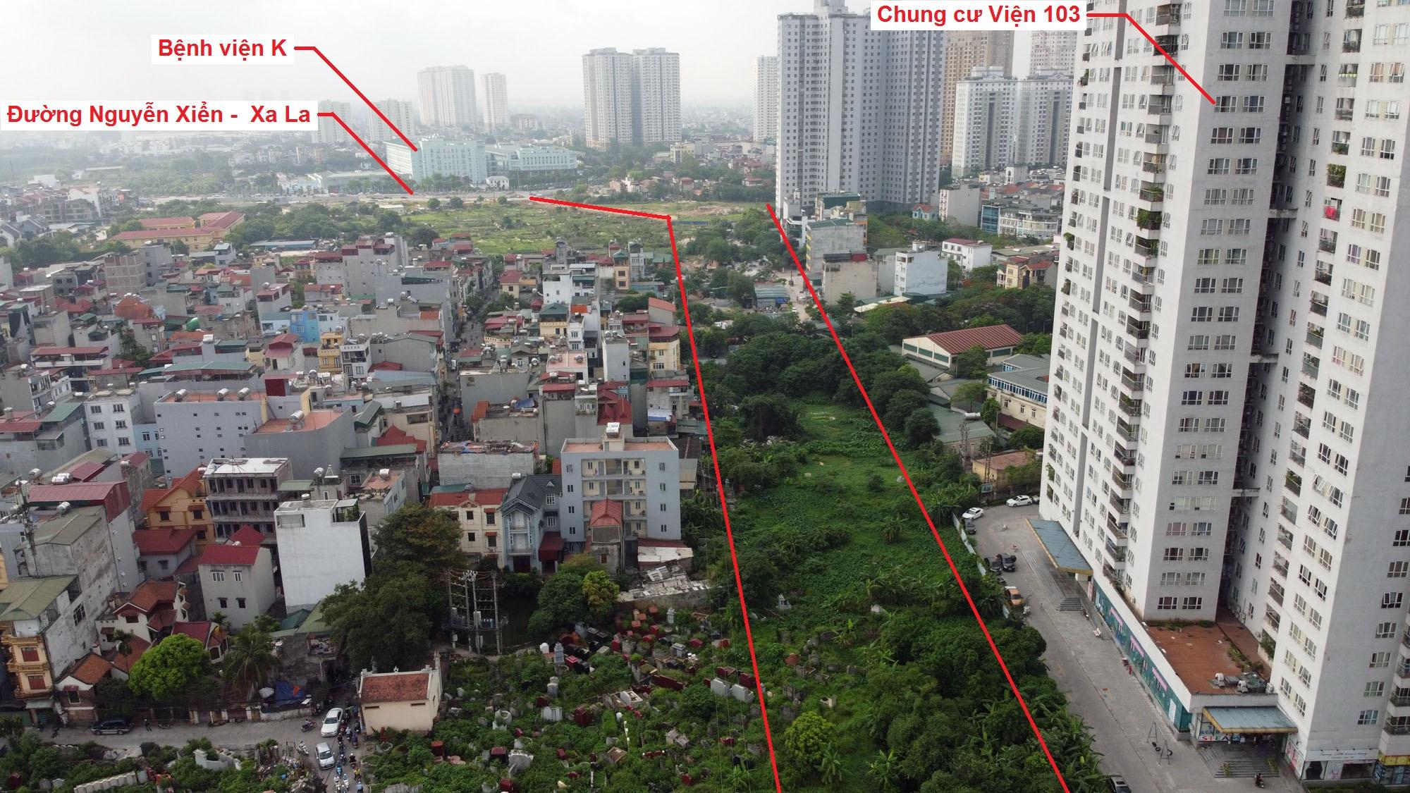 đường sẽ mở theo quy hoạch ở xã Tân Triều, Thanh Trì, Hà Nội - Ảnh 4.