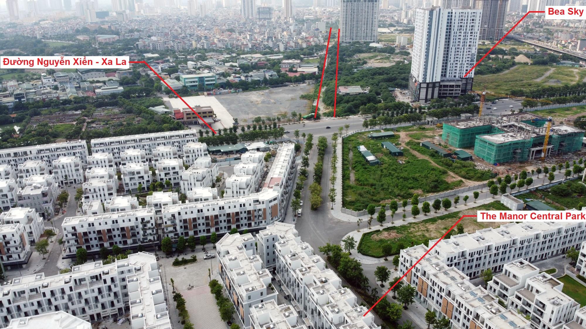 đường sẽ mở theo quy hoạch ở xã Tân Triều, Thanh Trì, Hà Nội - Ảnh 8.