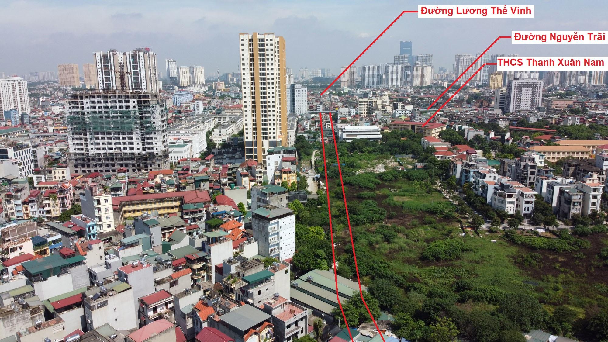 đường sẽ mở theo quy hoạch ở xã Tân Triều, Thanh Trì, Hà Nội - Ảnh 11.