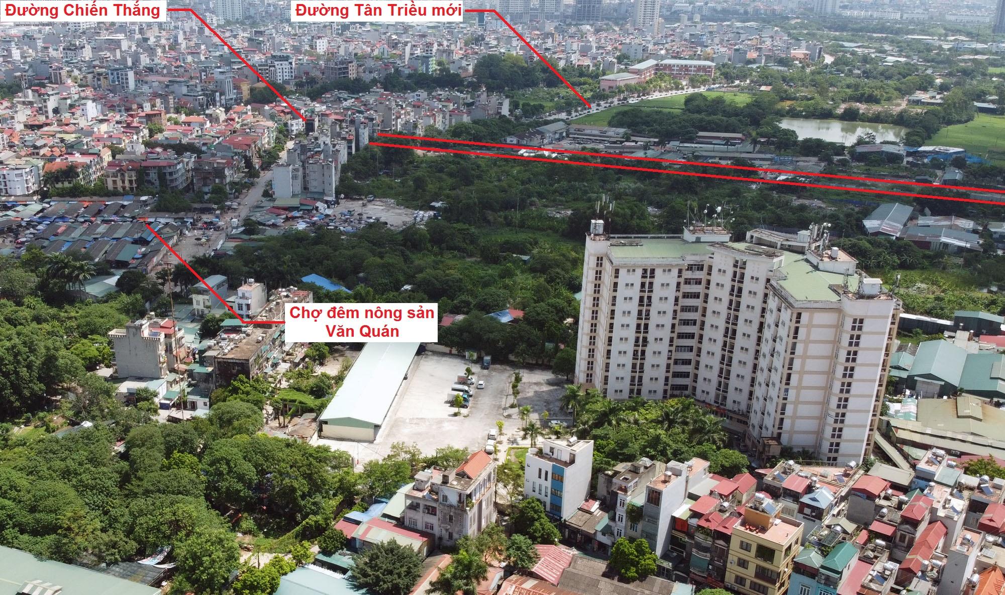 Ba đường sẽ mở theo quy hoạch ở xã Tân Triều, Thanh Trì, Hà Nội - Ảnh 13.