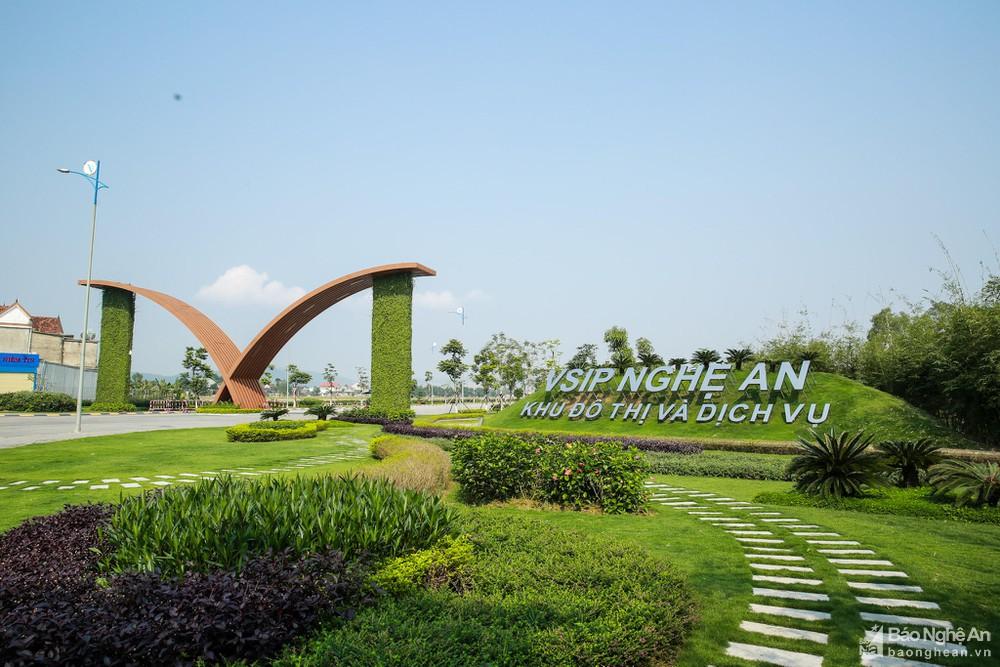 VSIP Nghệ An được rót thêm hơn 1.800 tỷ đồng  - Ảnh 1.