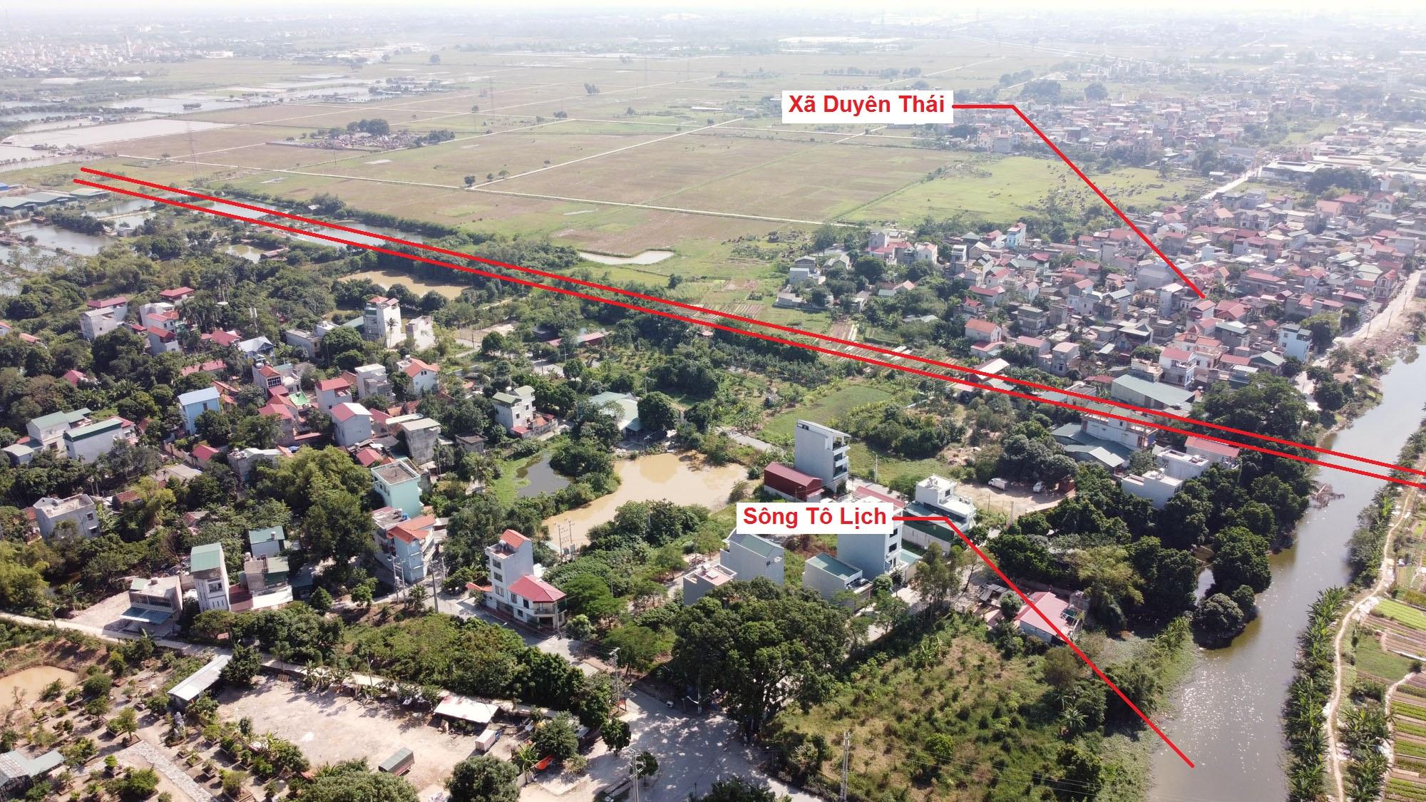 đường sẽ mở theo quy hoạch ở xã Đông Mỹ, Thanh Trì, Hà Nội - Ảnh 5.