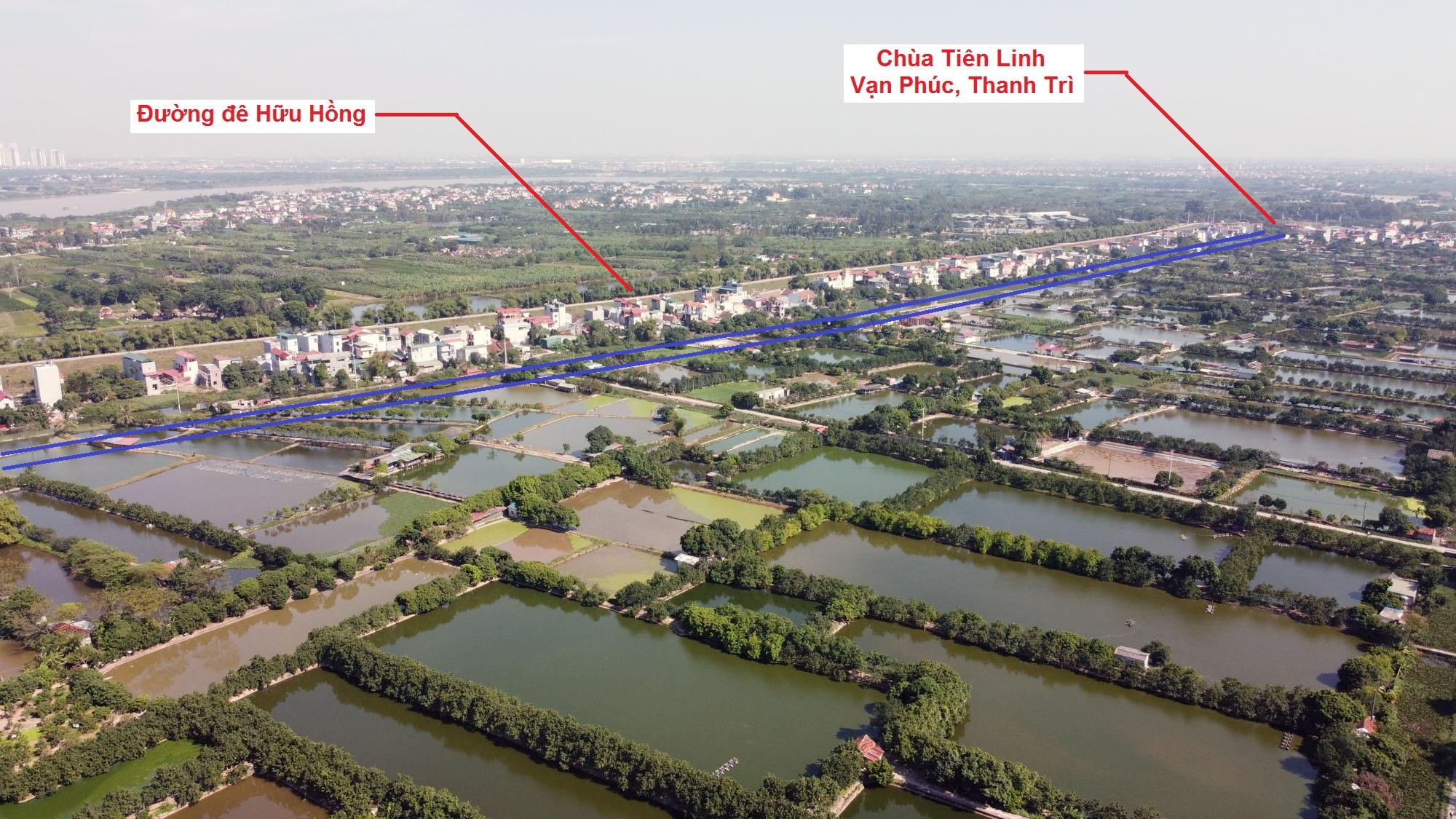 Ba đường sẽ mở theo quy hoạch ở xã Đông Mỹ, Thanh Trì, Hà Nội - Ảnh 13.
