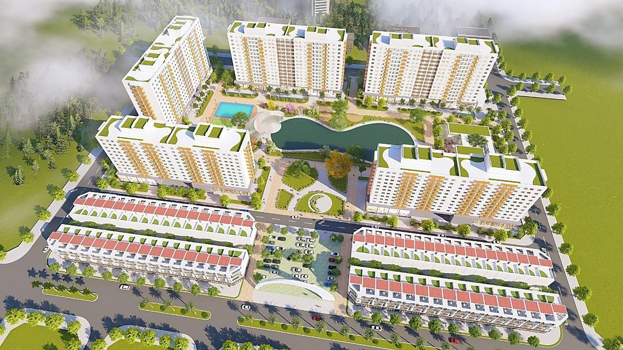 Bình Định duyệt đồ án quy hoạch khu dân cư hơn 10 ha tại TP Quy Nhơn - Ảnh 1.