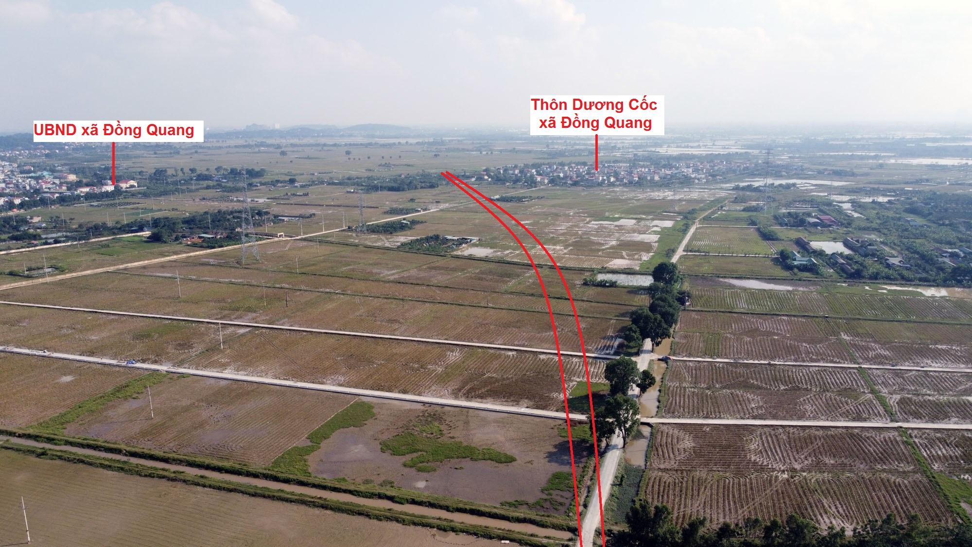 đường sẽ mở theo qui hoạch ở xã Thạch Thán, Quốc Oai, Hà Nội - Ảnh 4.