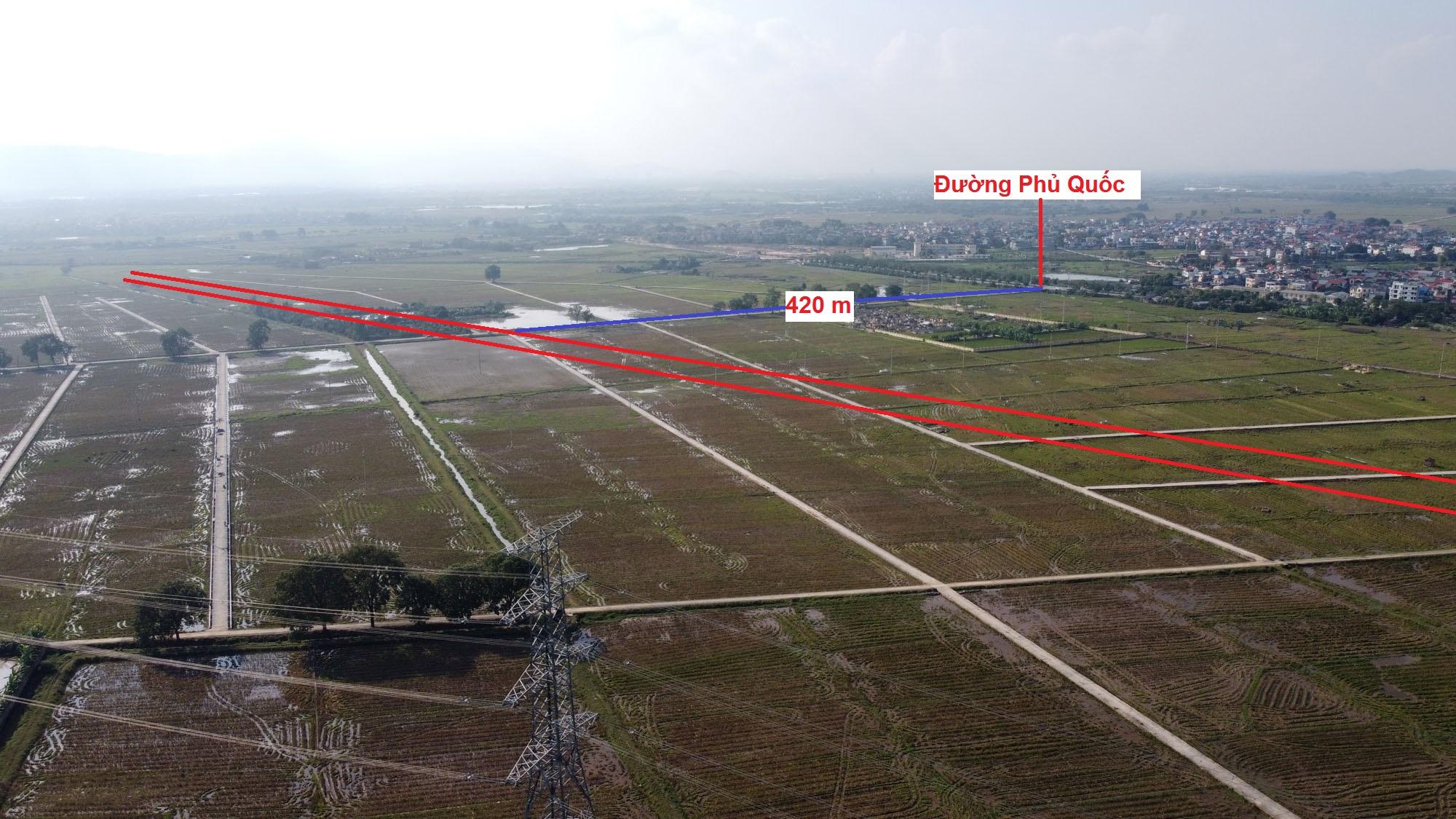 Ba đường sẽ mở theo qui hoạch ở xã Thạch Thán, Quốc Oai, Hà Nội - Ảnh 11.