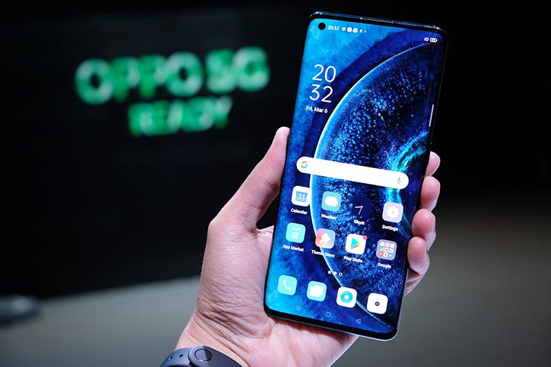 OPPO tiên phong ra mắt điện thoại 5G dùng chip Qualcomm Snapdragon 888 - Ảnh 1.