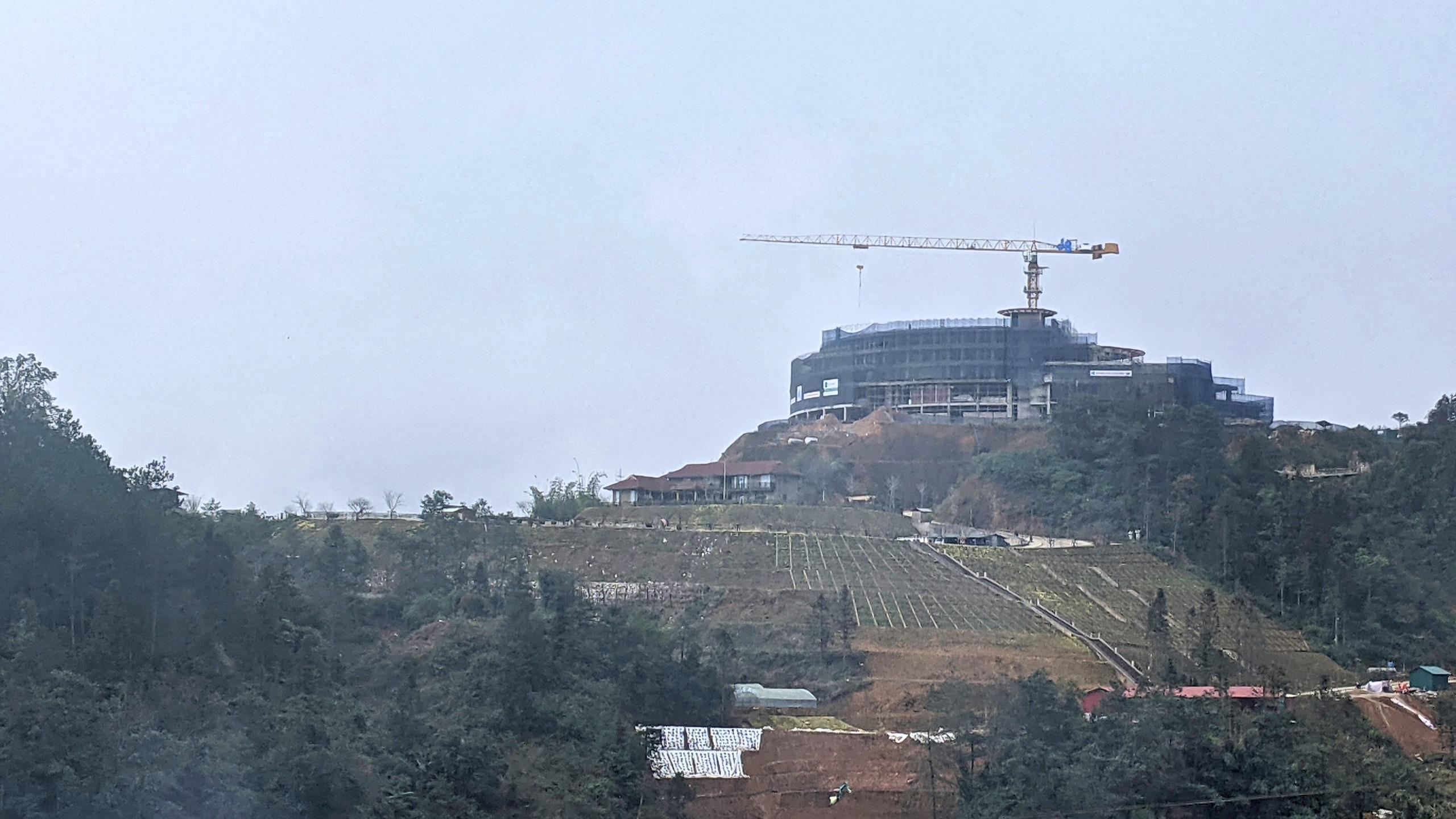 Những dự án bất động sản nghỉ dưỡng lớn đang hiện diện ở Sa Pa - Ảnh 13.