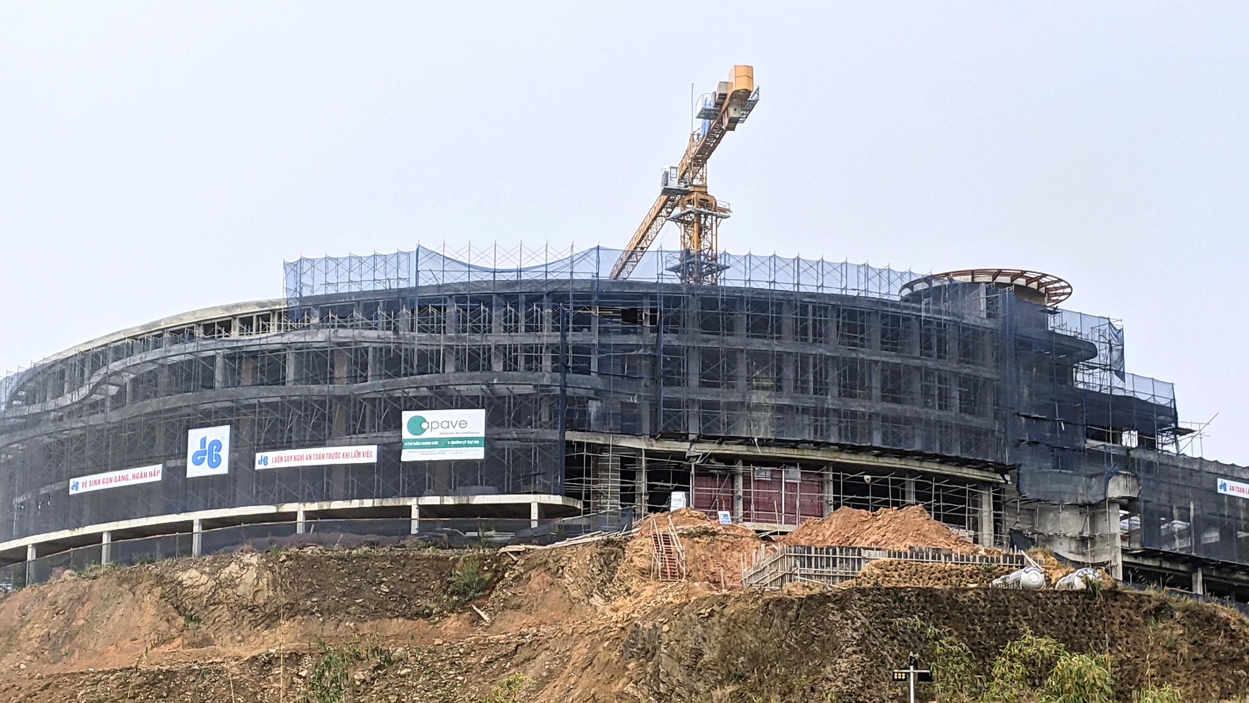 Những dự án bất động sản nghỉ dưỡng lớn đang hiện diện ở Sa Pa - Ảnh 14.