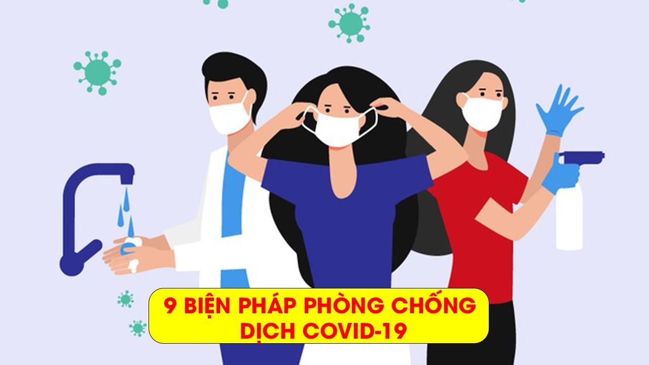 Video hướng dẫn phòng chống COVID-19 của Bộ Y tế vào Top 10 video nổi bật của năm - Ảnh 1.