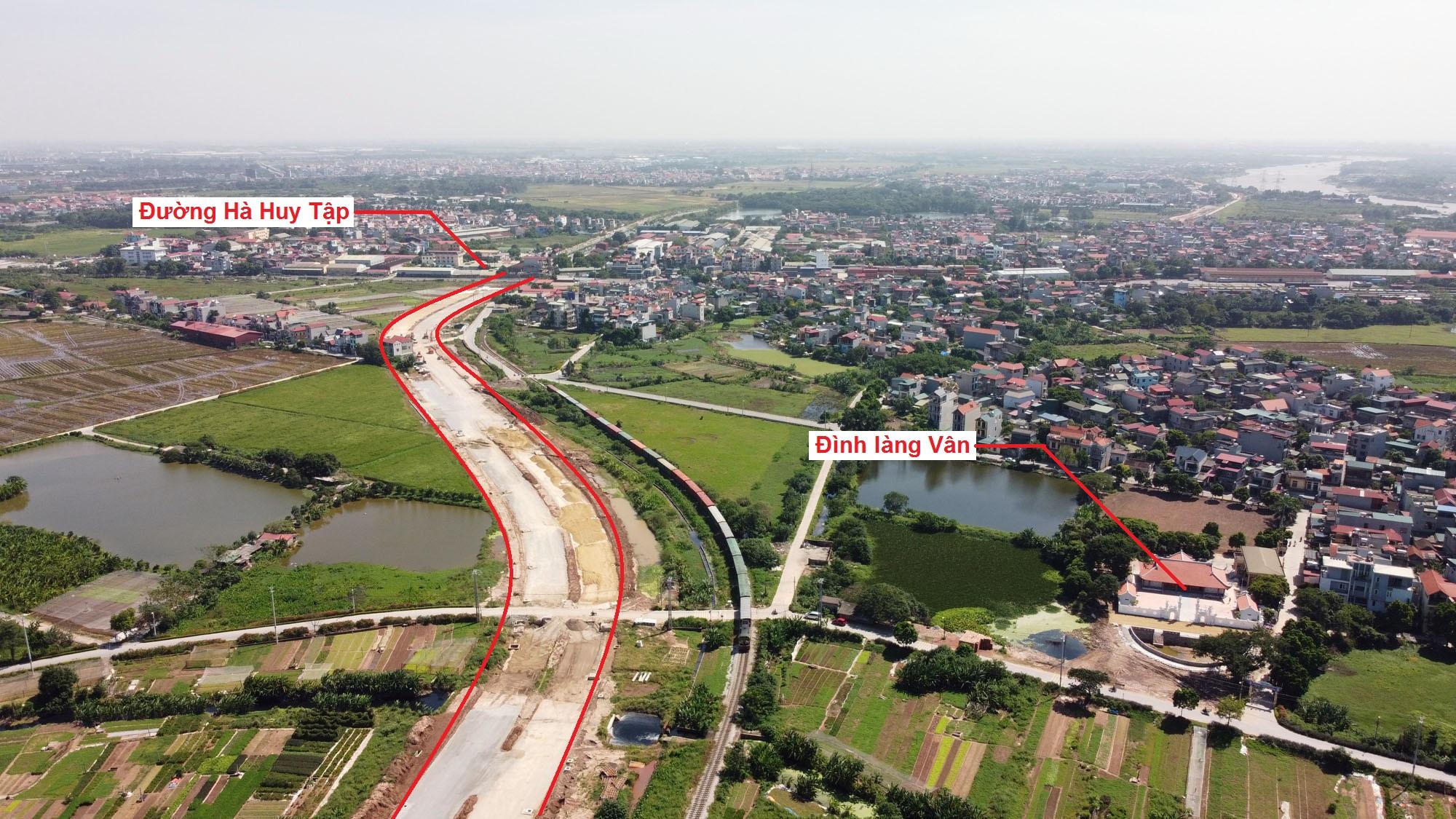 đường sẽ mở theo quy hoạch ở xã Yên Viên, Gia Lâm, Hà Nội - Ảnh 4.