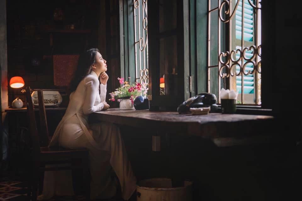 Dịp Tết Dương lịch, ghé thăm những quán cà phê mang phong cách cổ xưa tại Hà Nội  - Ảnh 5.
