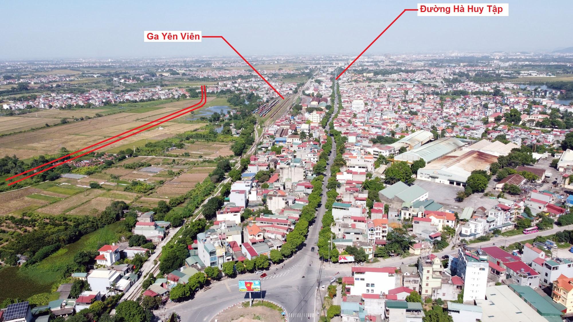đường sẽ mở theo quy hoạch ở xã Yên Viên, Gia Lâm, Hà Nội - Ảnh 7.