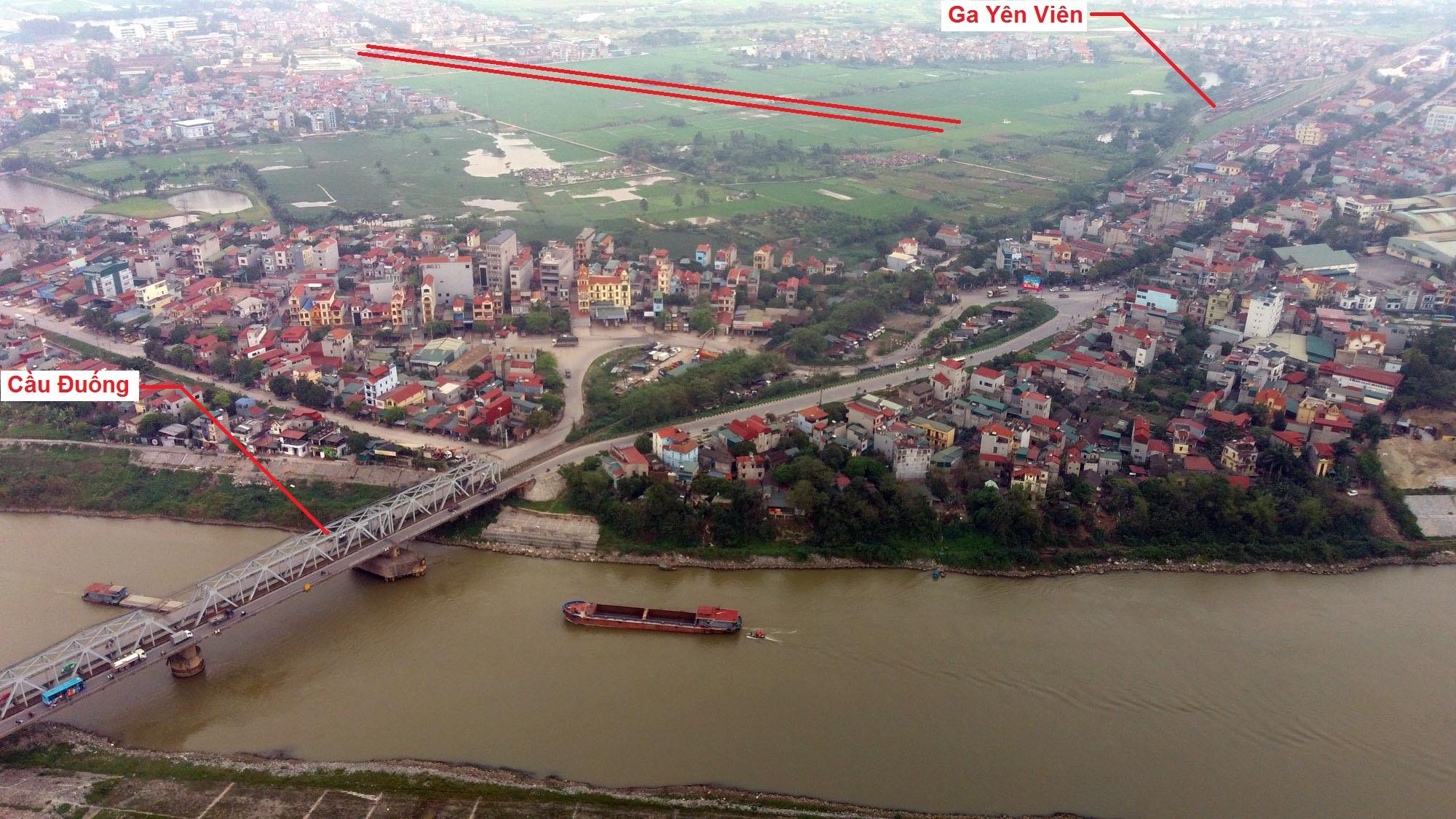 đường sẽ mở theo quy hoạch ở xã Yên Viên, Gia Lâm, Hà Nội - Ảnh 10.