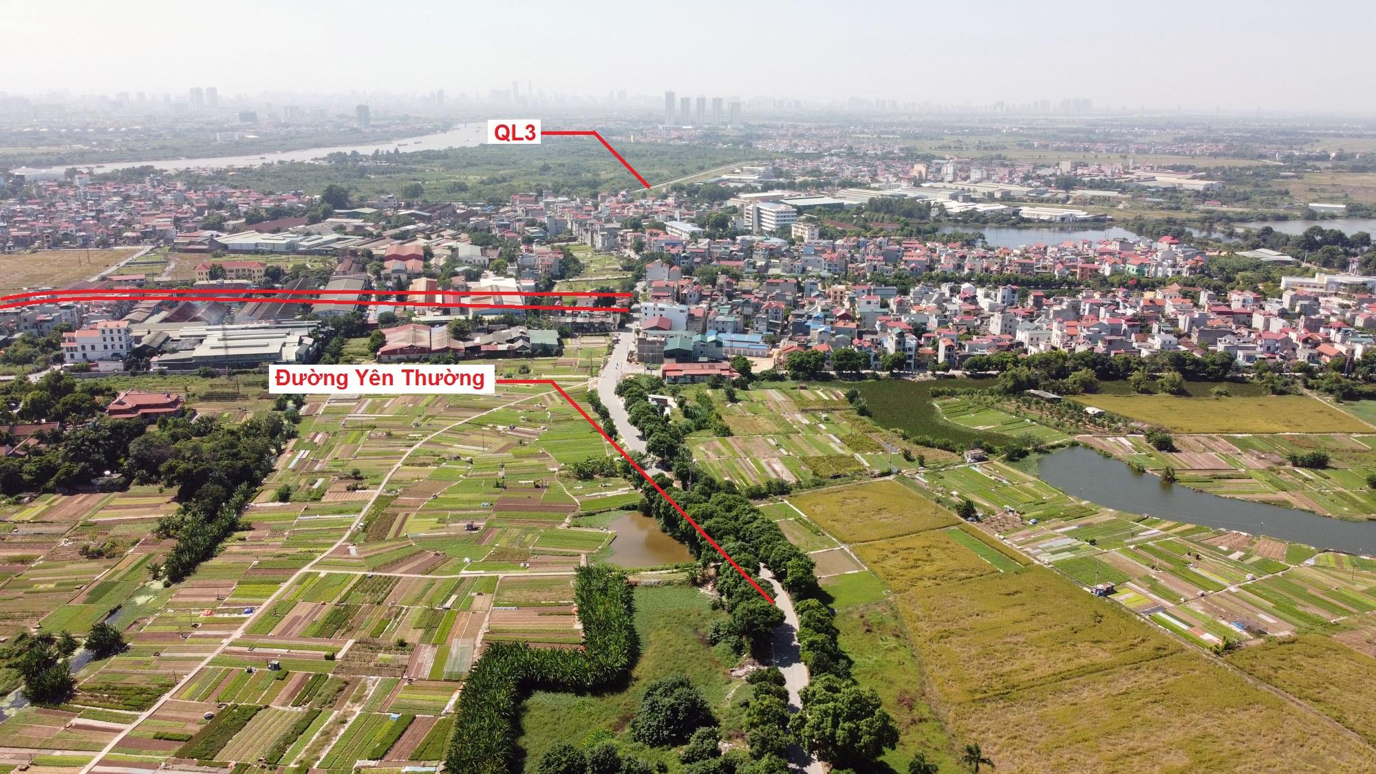 đường sẽ mở theo quy hoạch ở xã Yên Viên, Gia Lâm, Hà Nội - Ảnh 11.