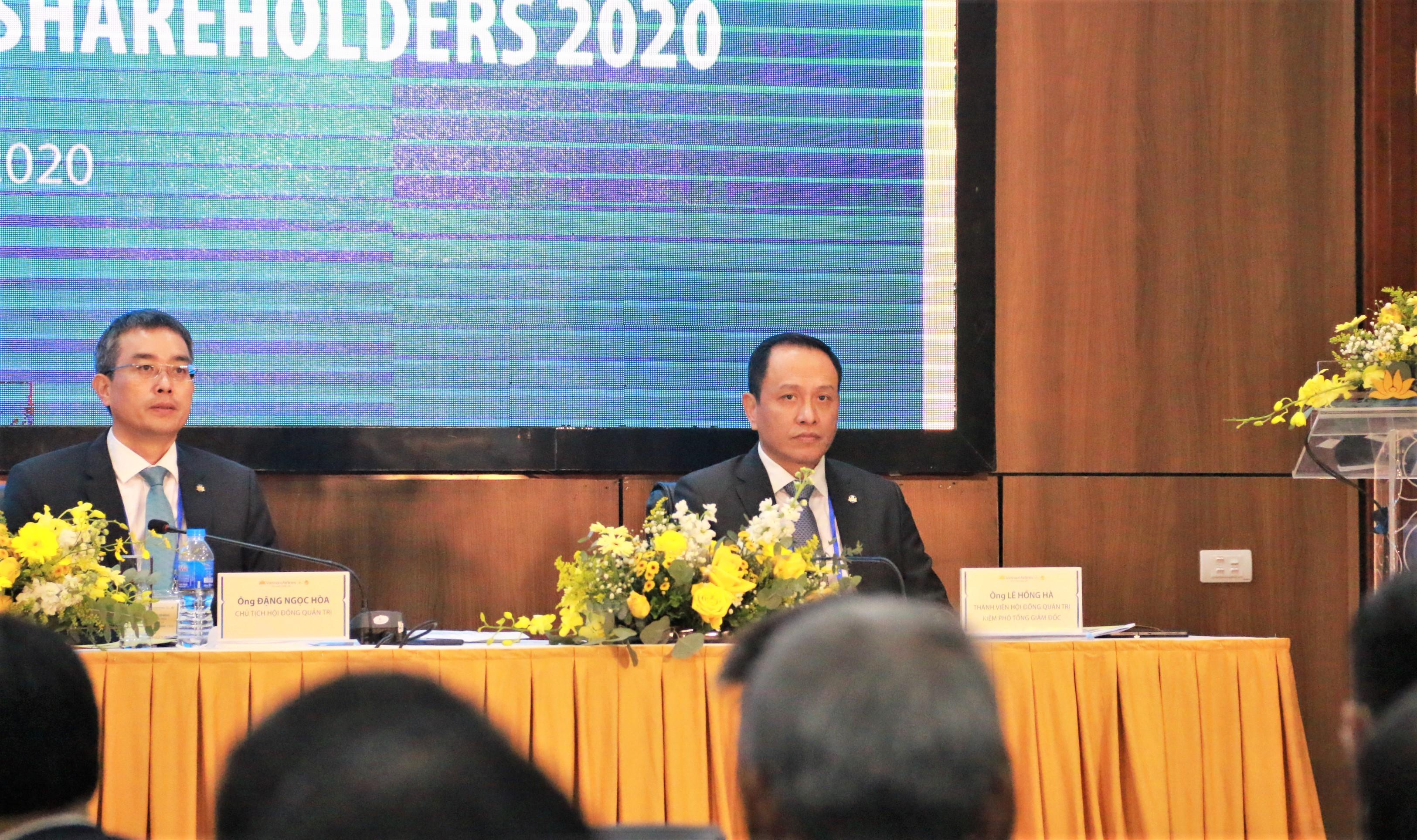 Chân dung tân Tổng Giám đốc Vietnam Airlines Lê Hồng Hà - Ảnh 1.