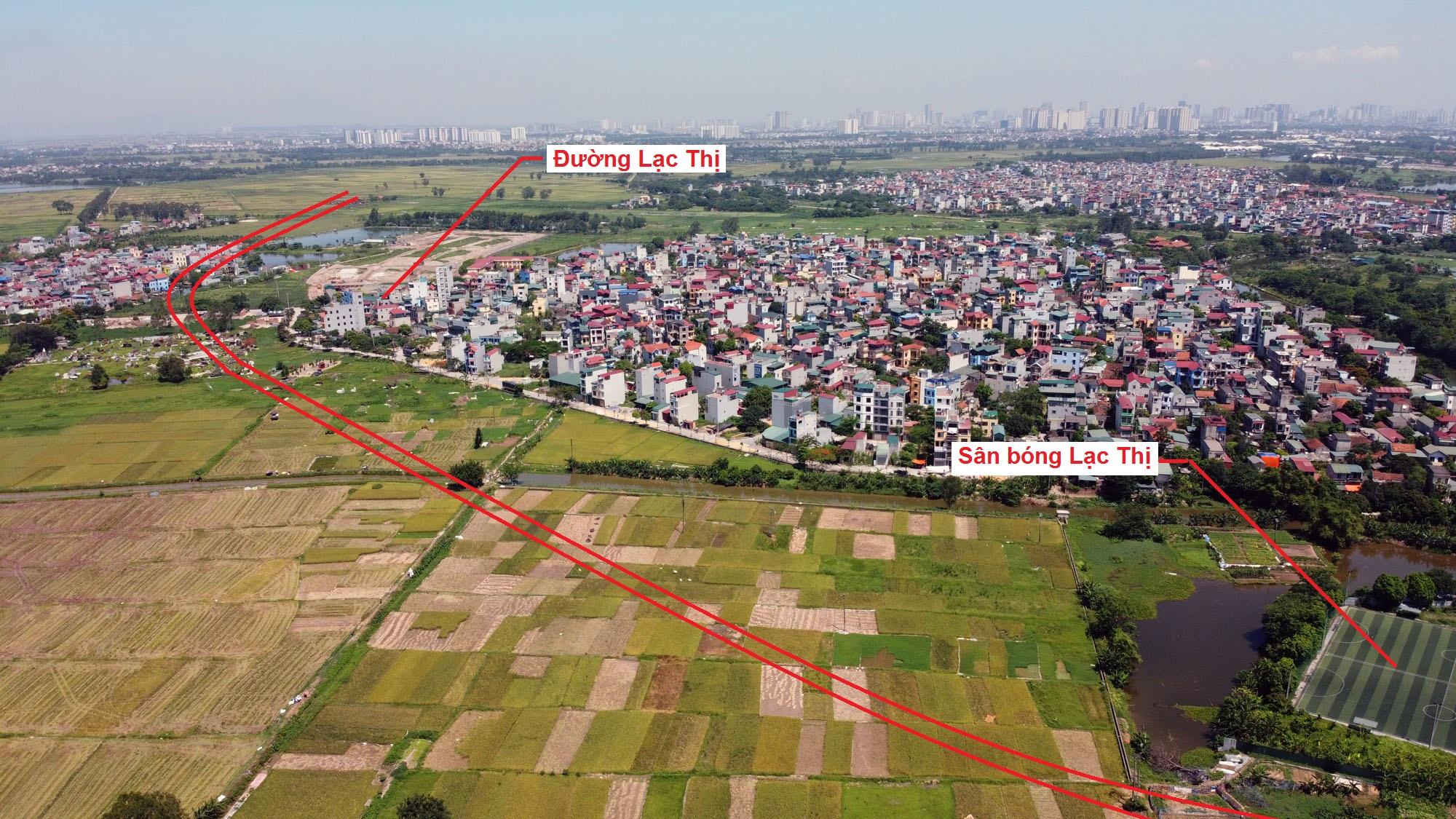 Ba đường sẽ mở theo quy hoạch ở xã Ngọc Hồi, Thanh Trì, Hà Nội - Ảnh 4.