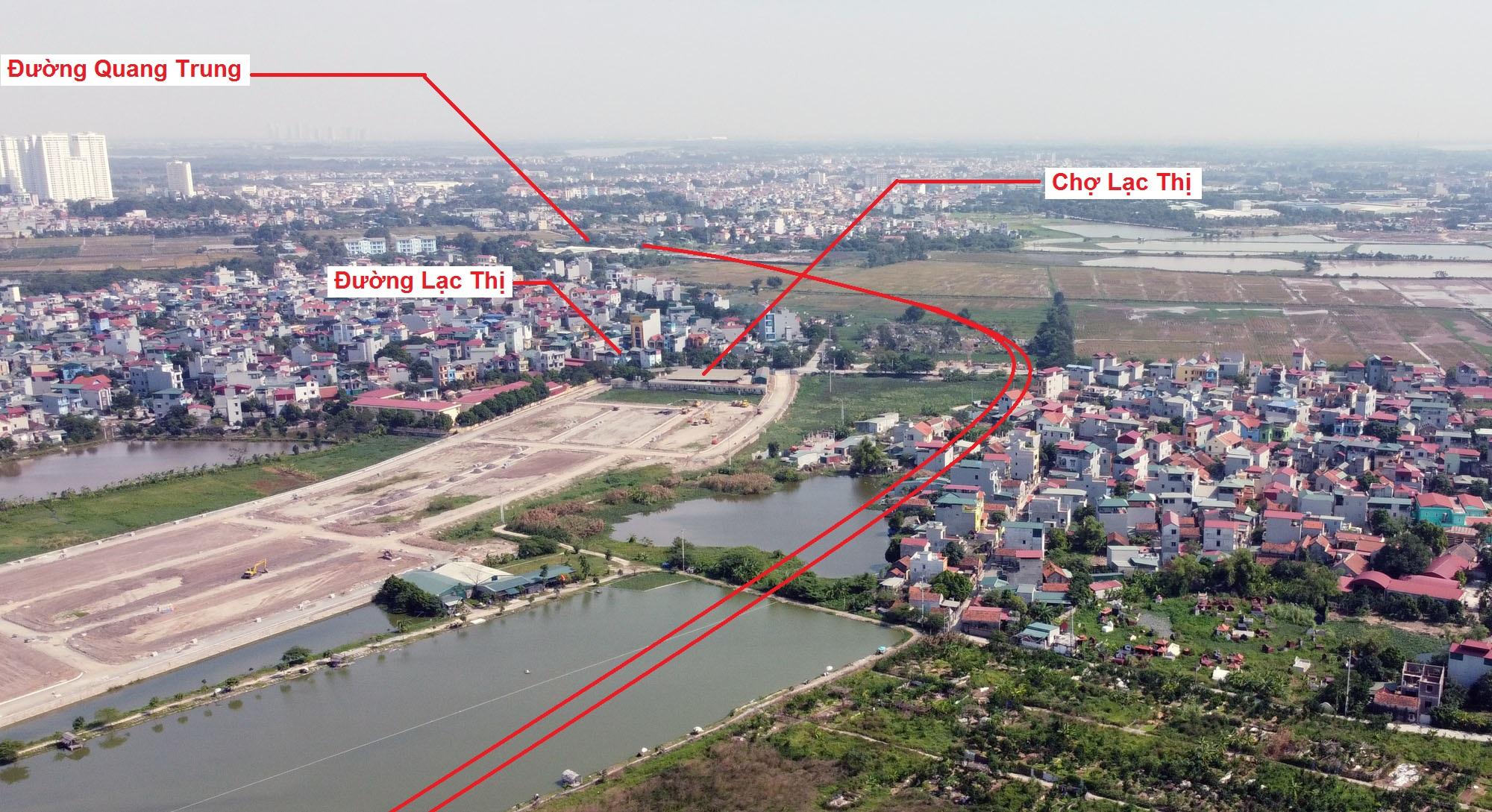 Ba đường sẽ mở theo quy hoạch ở xã Ngọc Hồi, Thanh Trì, Hà Nội - Ảnh 5.