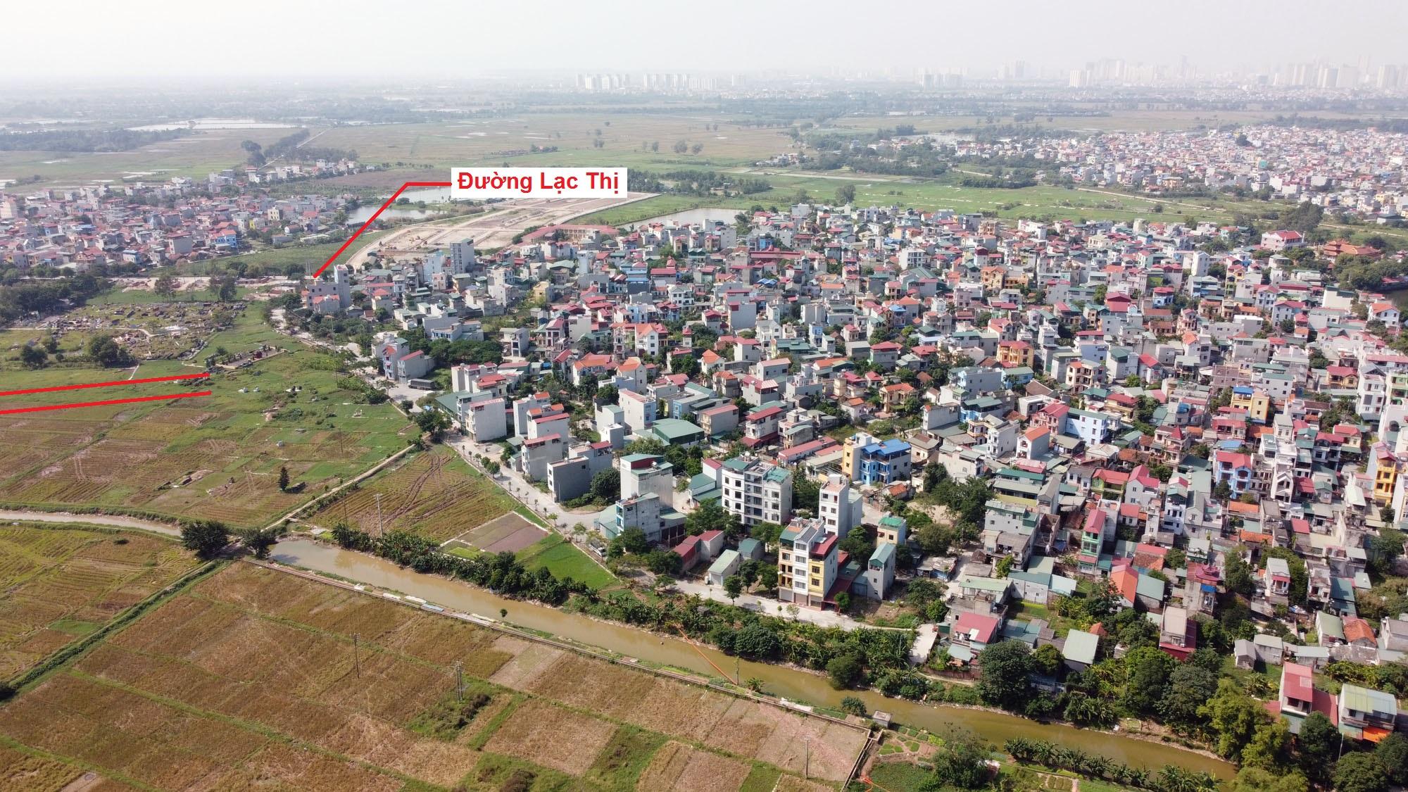 Ba đường sẽ mở theo quy hoạch ở xã Ngọc Hồi, Thanh Trì, Hà Nội - Ảnh 7.