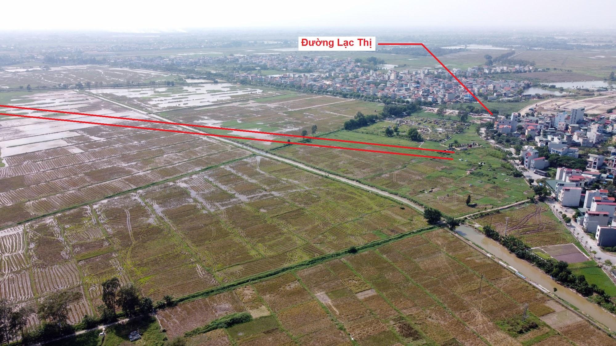 Ba đường sẽ mở theo quy hoạch ở xã Ngọc Hồi, Thanh Trì, Hà Nội - Ảnh 8.
