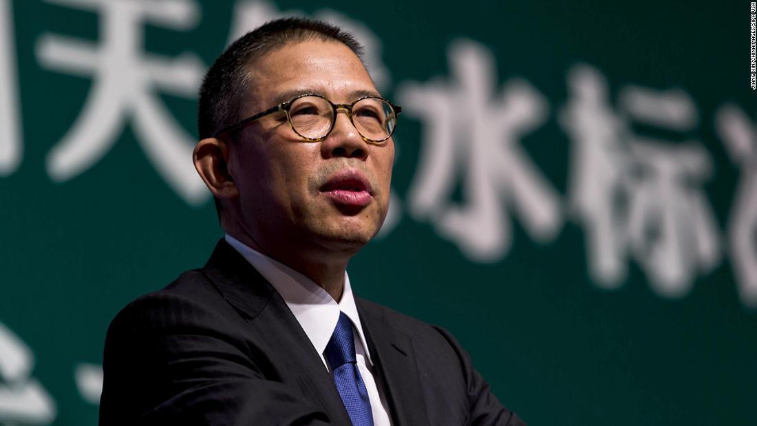Tỷ phú Trung Quốc trở thành người giàu nhất châu Á - Ảnh 1.