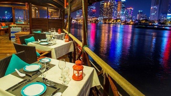 Dịp đầu năm mới, thưởng thức bữa tối sang chảnh tại 5 nhà hàng trên sông Sài Gòn - Ảnh 5.