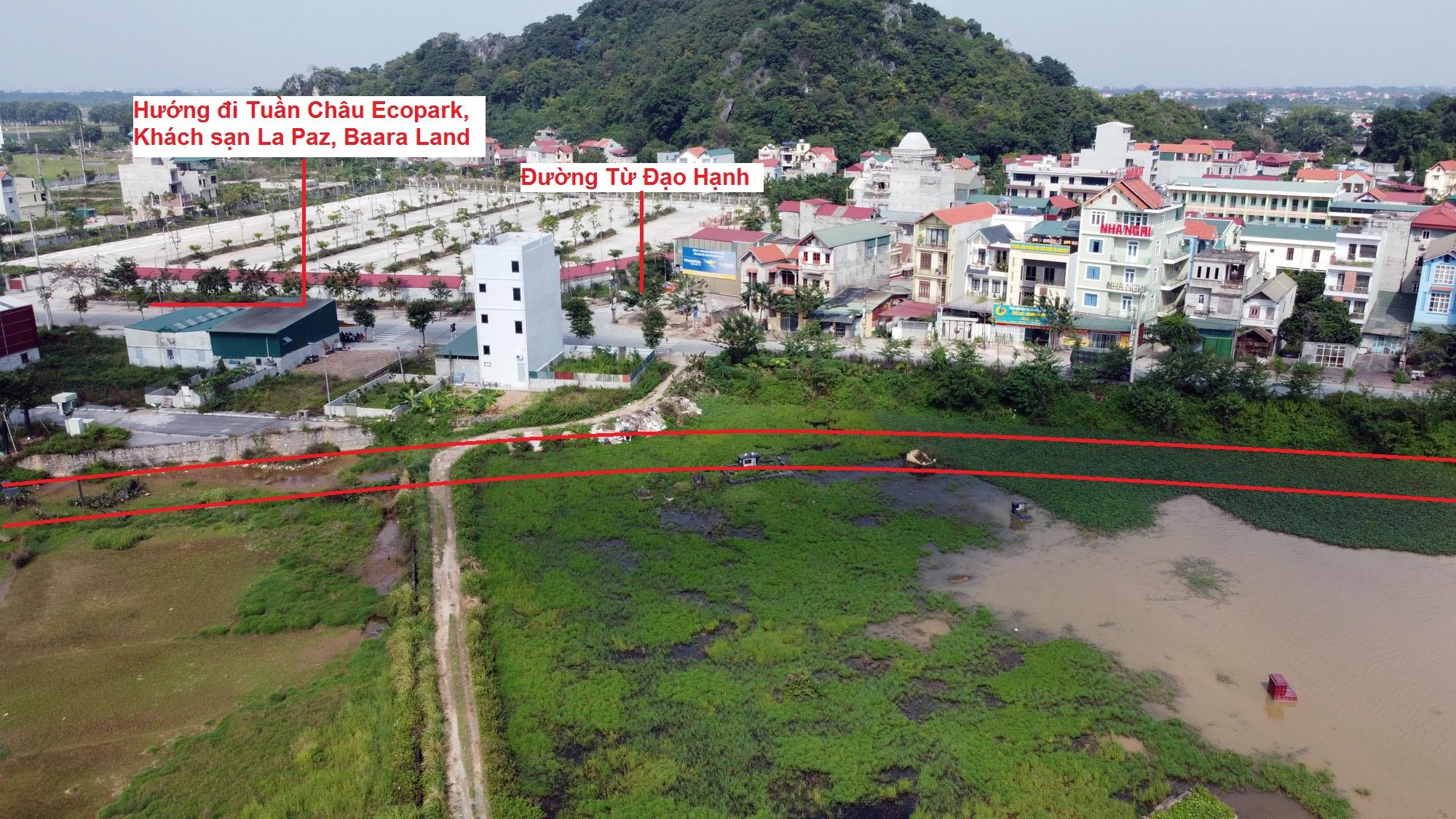 Ba đường sẽ mở theo qui hoạch ở xã Sài Sơn, Quốc Oai, Hà Nội - Ảnh 4.