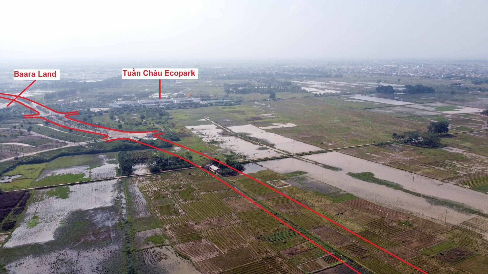 Ba đường sẽ mở theo qui hoạch ở xã Sài Sơn, Quốc Oai, Hà Nội - Ảnh 11.