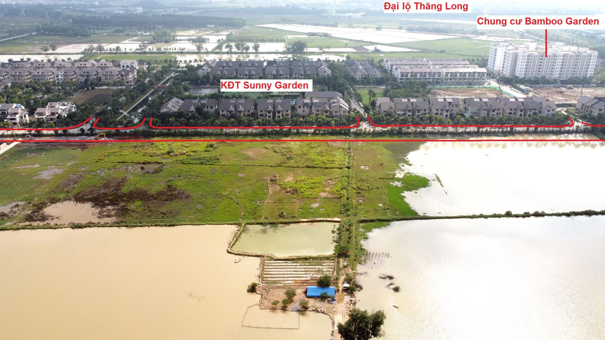 Ba đường sẽ mở theo qui hoạch ở xã Sài Sơn, Quốc Oai, Hà Nội - Ảnh 15.