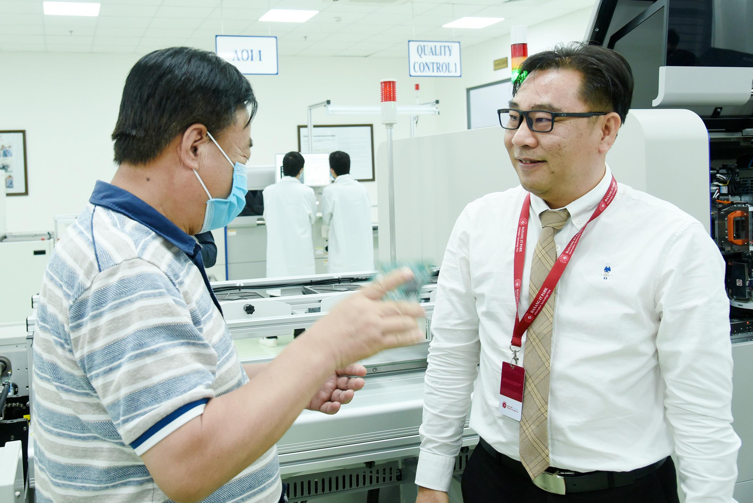 Gần 30 doanh nghiệp Hàn Quốc tìm kiếm cơ hội đầu tư tại 'thung lũng Silicon Đà Nẵng' - Ảnh 1.