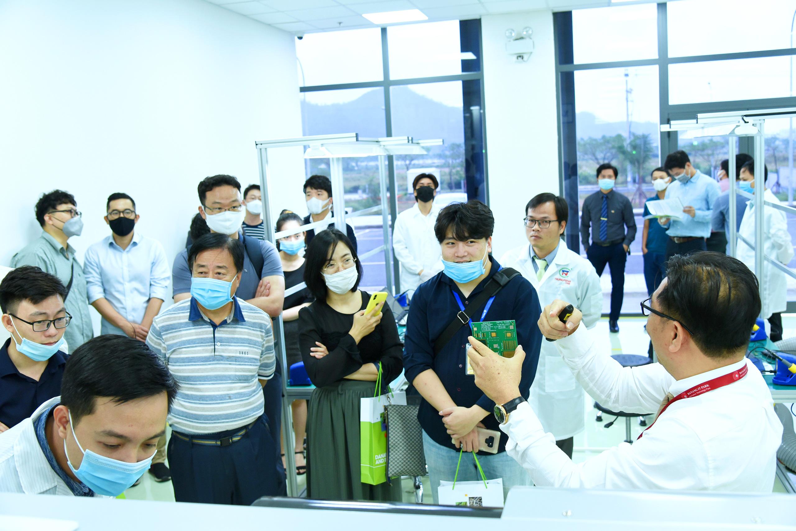 Gần 30 doanh nghiệp Hàn Quốc tìm kiếm cơ hội đầu tư tại 'thung lũng Silicon Đà Nẵng' - Ảnh 2.