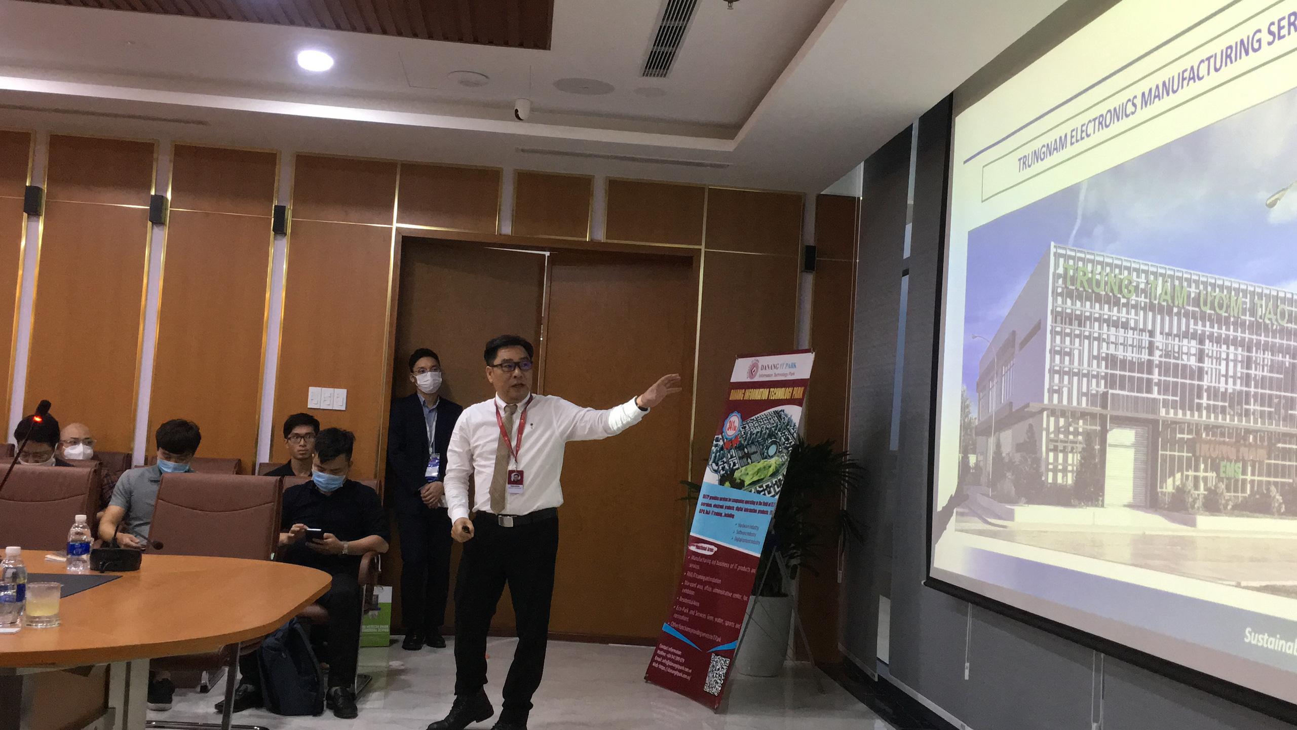 Gần 30 doanh nghiệp Hàn Quốc tìm kiếm cơ hội đầu tư tại 'thung lũng Silicon Đà Nẵng' - Ảnh 5.