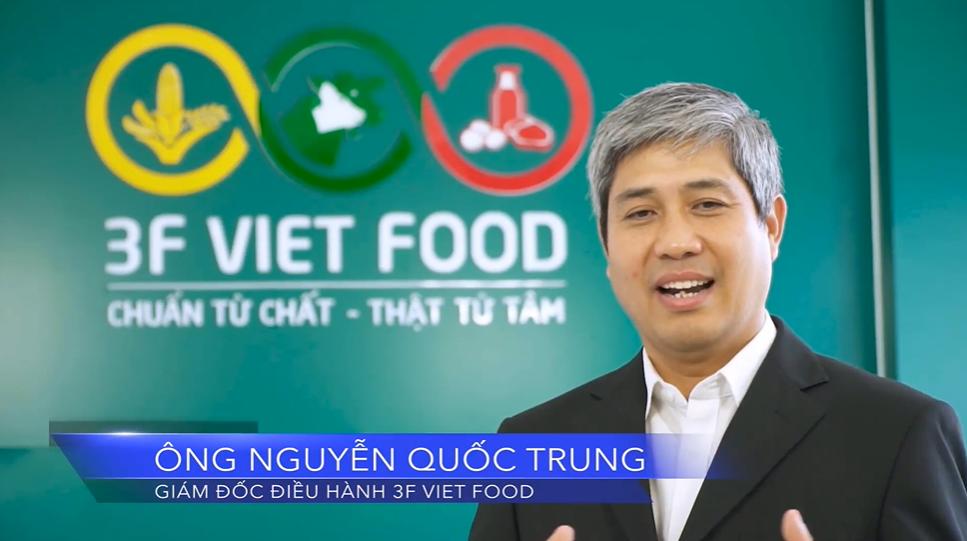 Chủ tịch HĐQT 3F Việt làm Phó Tổng Giám đốc Masan MEATLife - Ảnh 1.