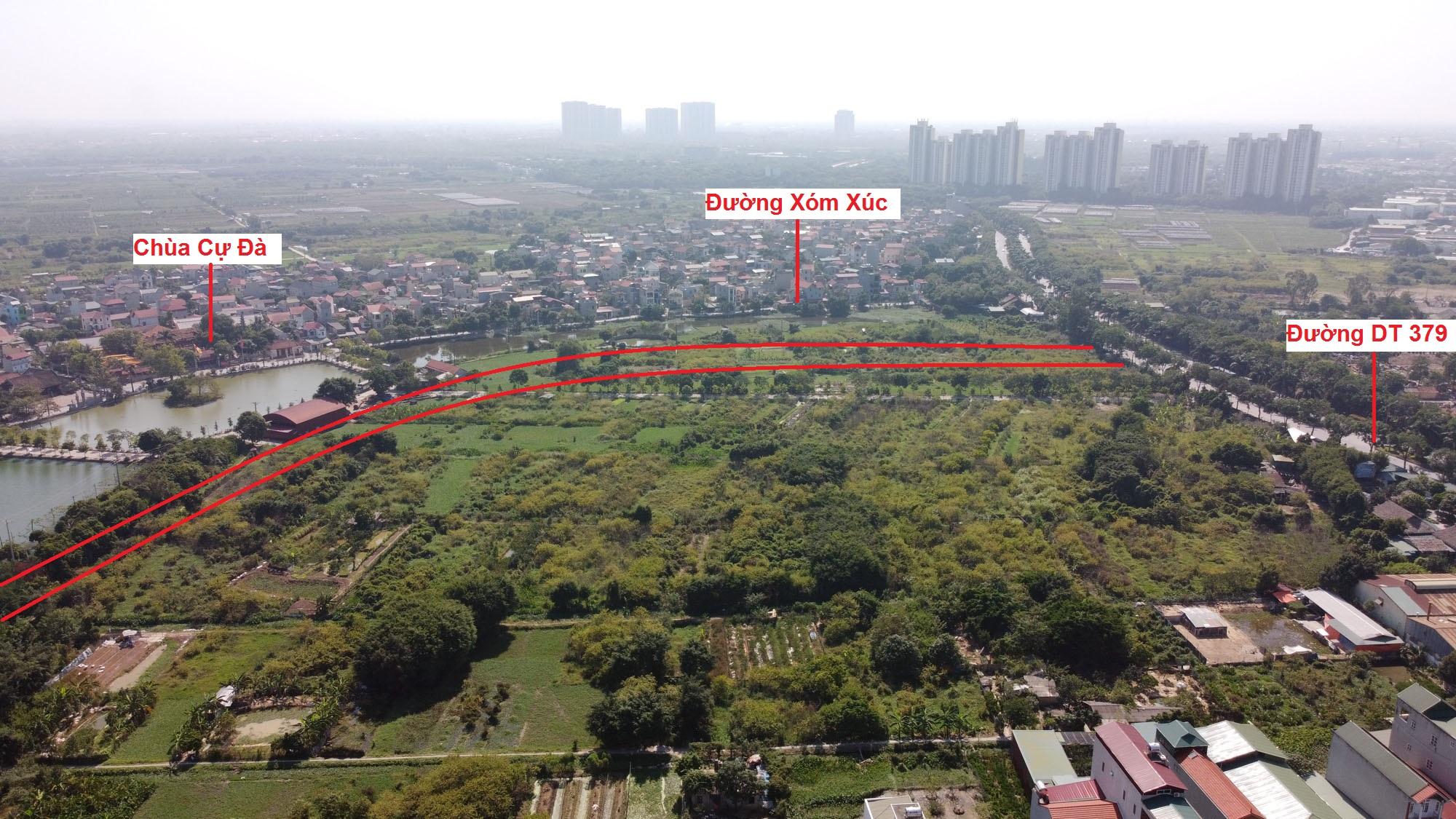 đường sẽ mở theo qui hoạch ở xã Đa Tốn, Gia Lâm, Hà Nội - Ảnh 12.