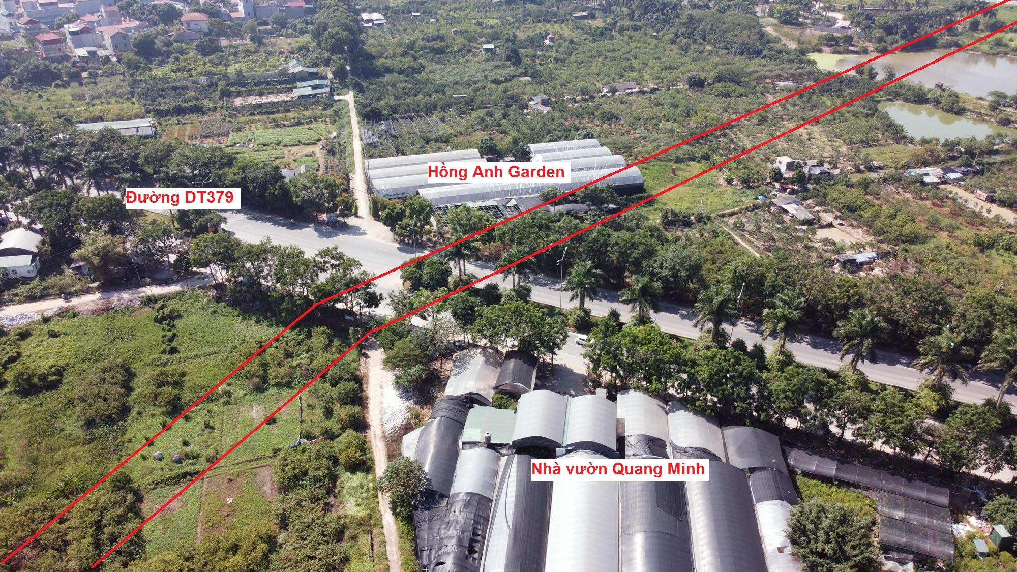 đường sẽ mở theo qui hoạch ở xã Đa Tốn, Gia Lâm, Hà Nội - Ảnh 16.