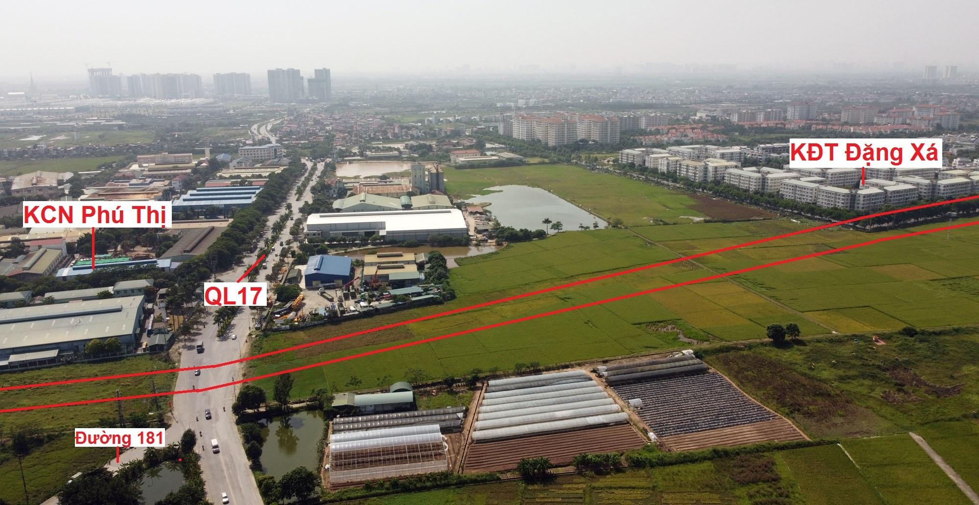 đường sẽ mở theo qui hoạch ở xã Phú Thị, Gia Lâm, Hà Nội - Ảnh 5.