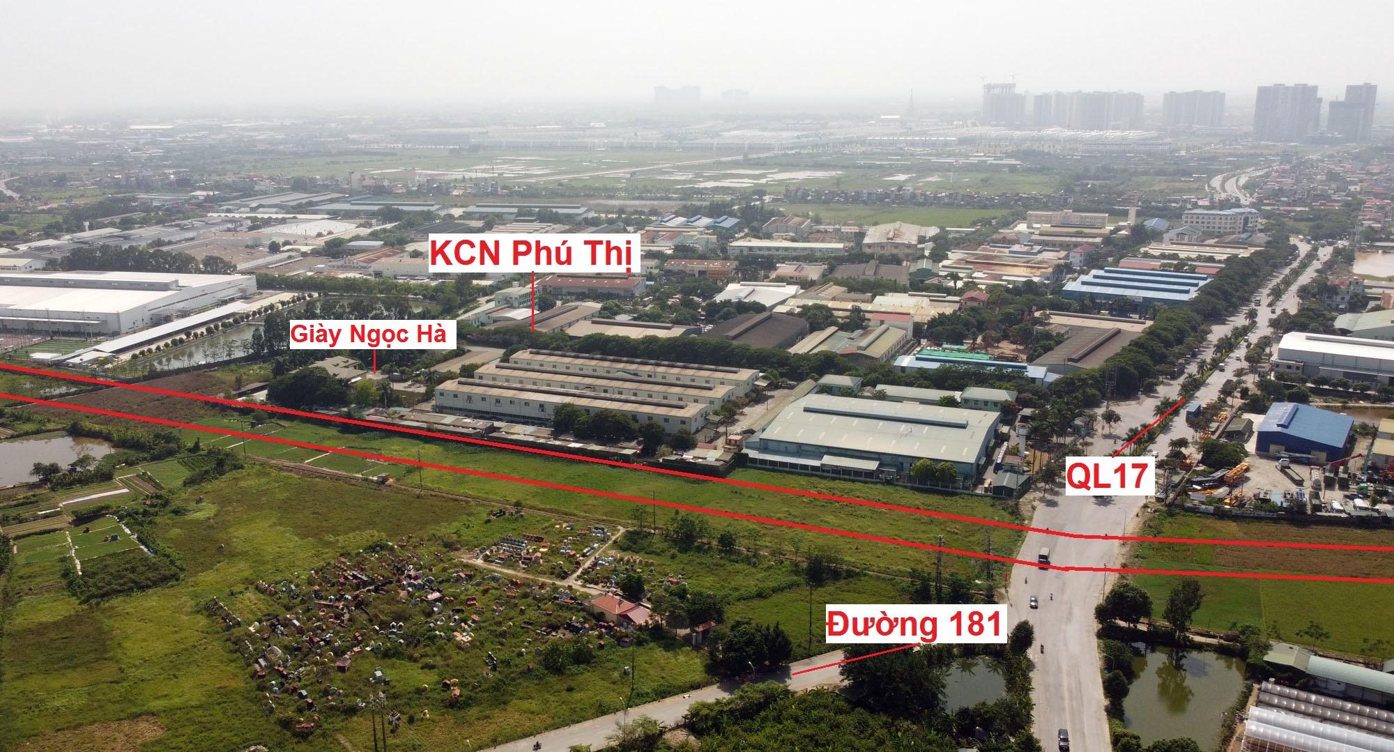 đường sẽ mở theo qui hoạch ở xã Phú Thị, Gia Lâm, Hà Nội - Ảnh 6.