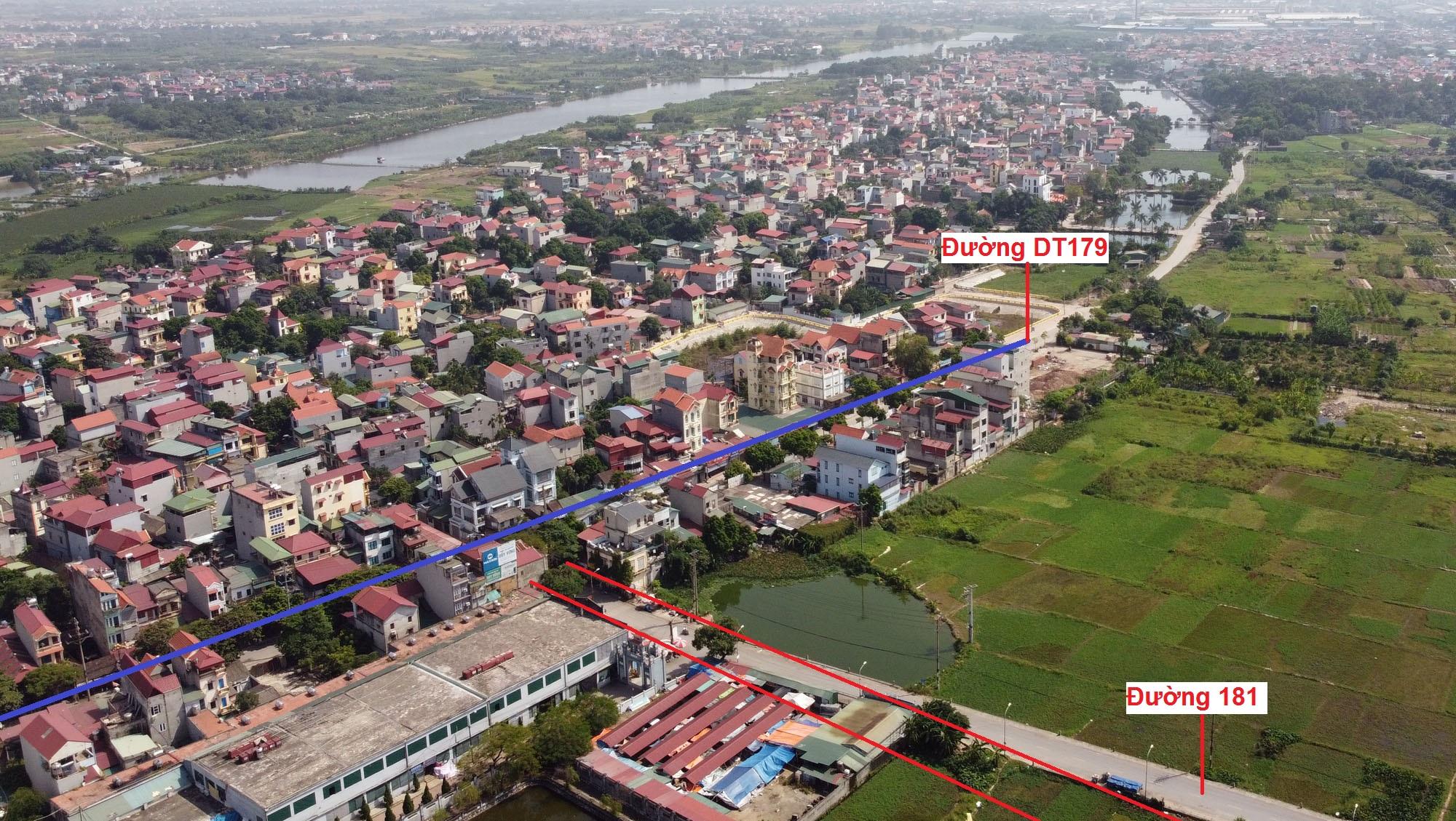 4 đường sẽ mở theo qui hoạch ở xã Phú Thị, Gia Lâm, Hà Nội - Ảnh 12.