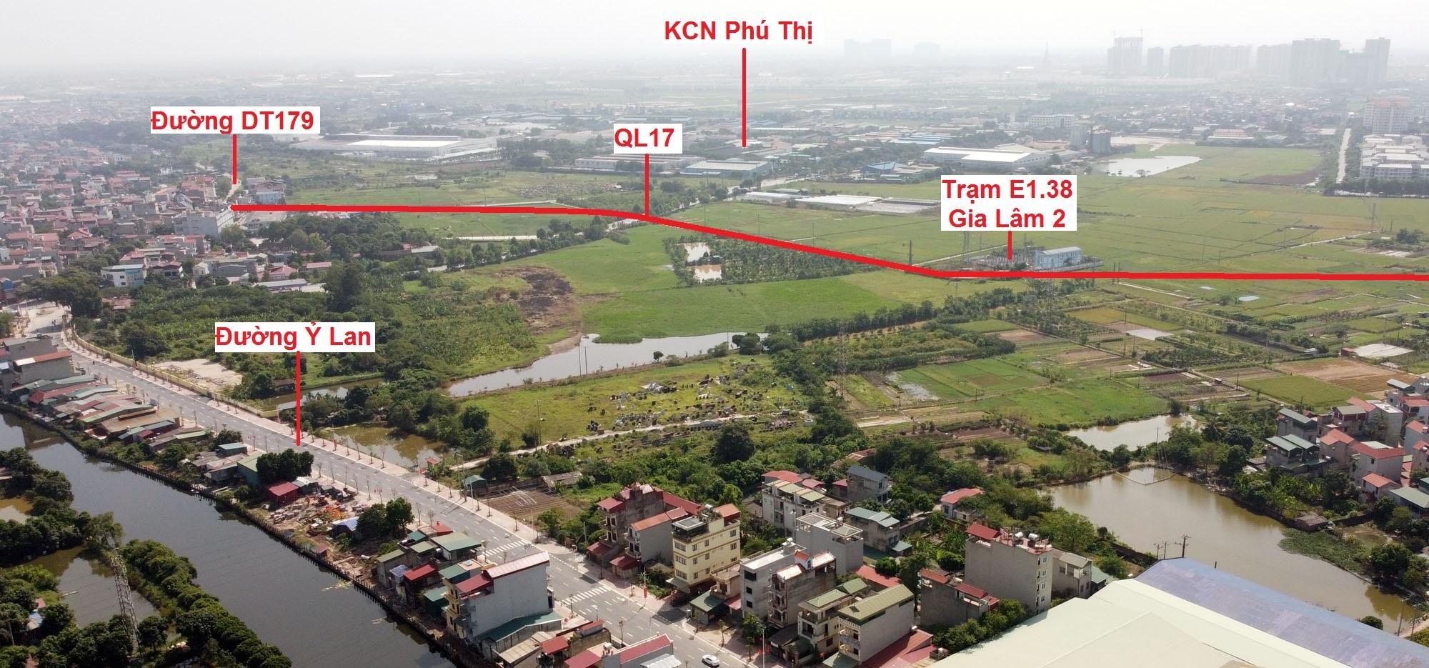 4 đường sẽ mở theo qui hoạch ở xã Phú Thị, Gia Lâm, Hà Nội - Ảnh 13.