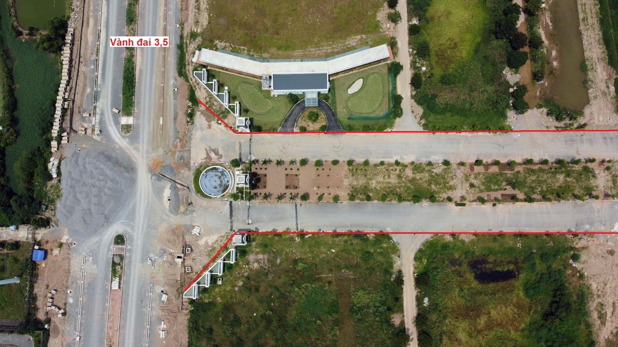 đường sẽ mở theo qui hoạch ở xã Vân Canh, Hoài Đức, Hà Nội - Ảnh 10.