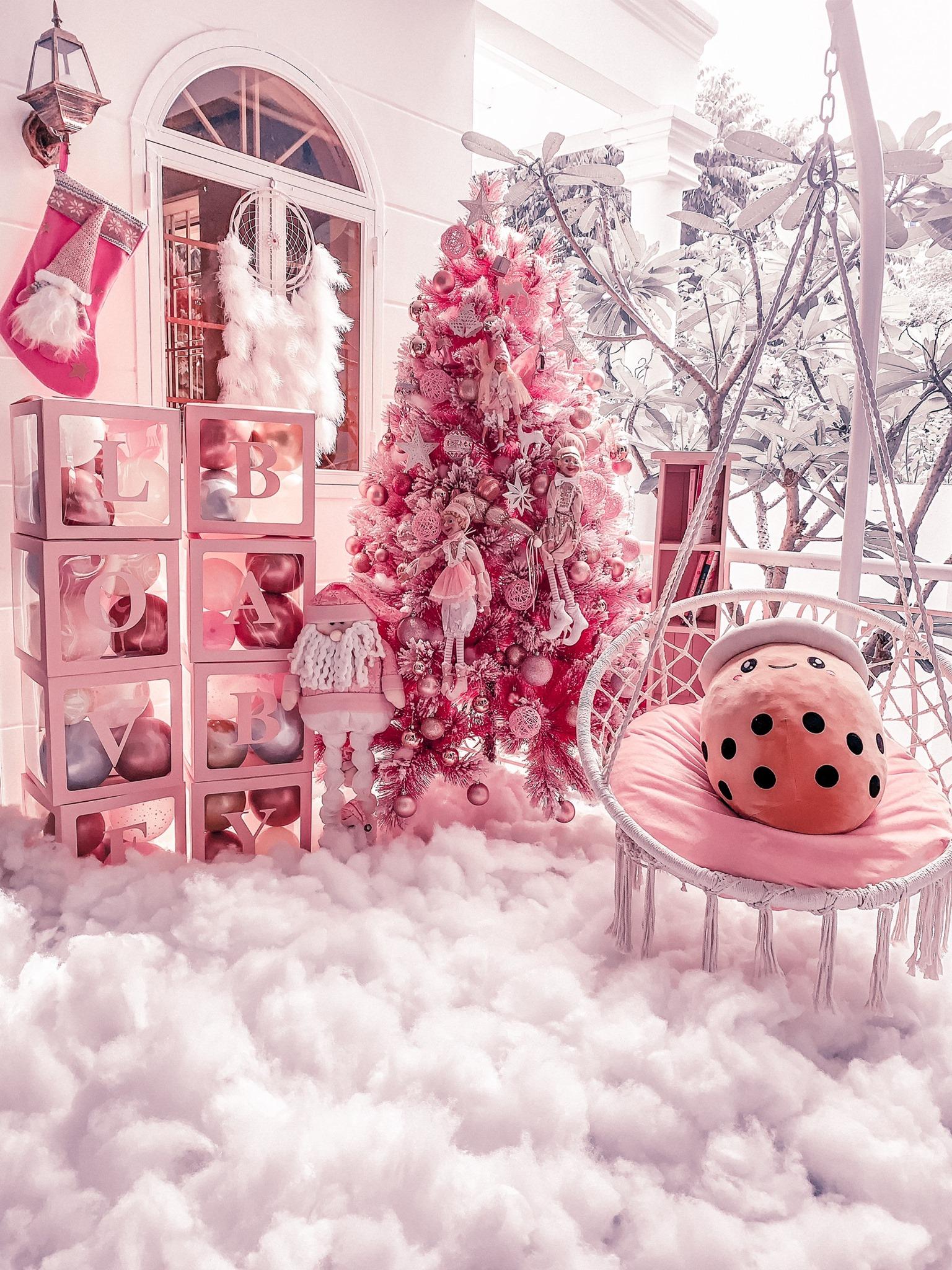 Những xu hướng trang trí cây thông lên ngôi dịp Giáng sinh 2020 - Ảnh 10.