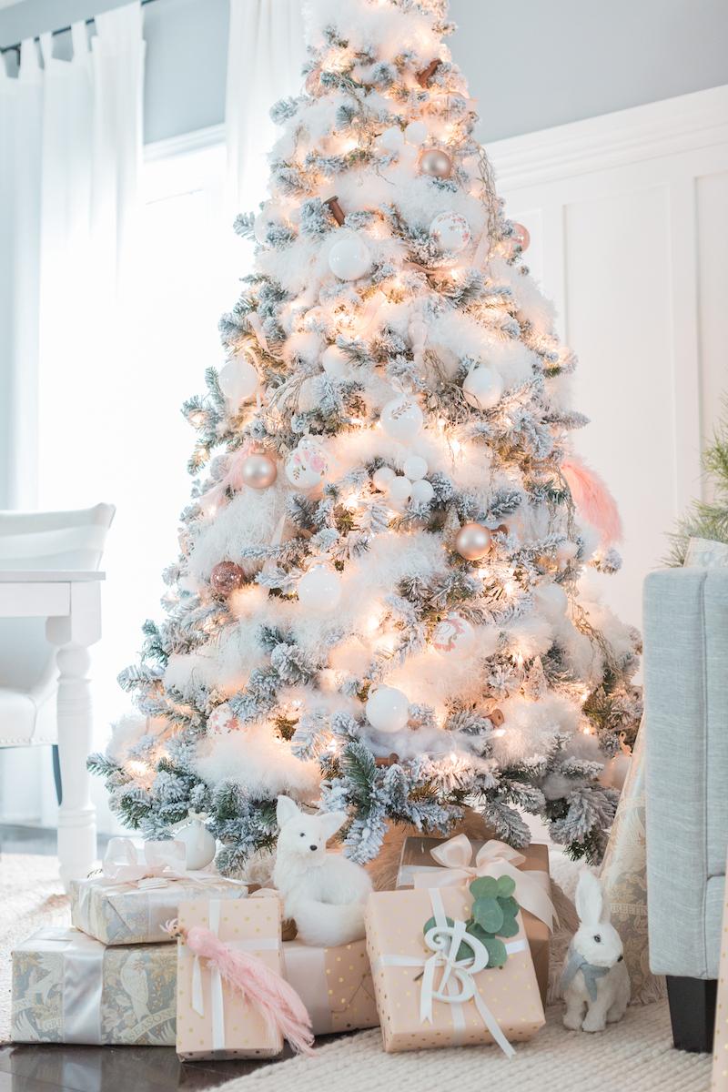 Những xu hướng trang trí cây thông lên ngôi dịp Giáng sinh 2020 - Ảnh 8.