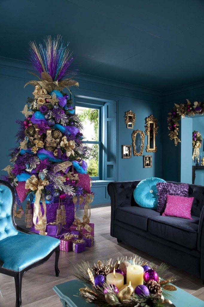 Những xu hướng trang trí cây thông lên ngôi dịp Giáng sinh 2020 - Ảnh 9.